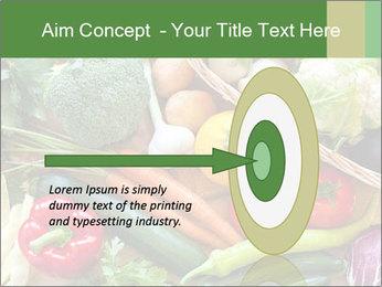 Vegetables PowerPoint Template - Slide 83