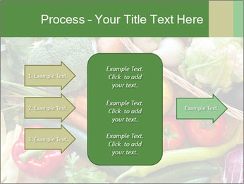 Vegetables PowerPoint Templates - Slide 85