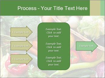 Vegetables PowerPoint Template - Slide 85