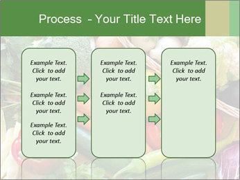 Vegetables PowerPoint Template - Slide 86