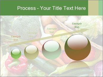 Vegetables PowerPoint Template - Slide 87