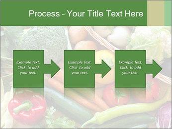 Vegetables PowerPoint Template - Slide 88