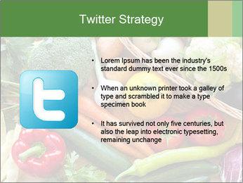 Vegetables PowerPoint Template - Slide 9