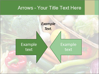 Vegetables PowerPoint Templates - Slide 90