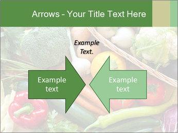 Vegetables PowerPoint Template - Slide 90