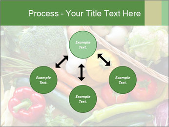 Vegetables PowerPoint Template - Slide 91