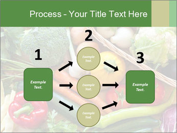 Vegetables PowerPoint Template - Slide 92