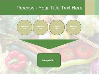 Vegetables PowerPoint Template - Slide 93