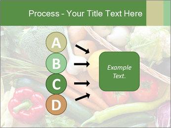 Vegetables PowerPoint Template - Slide 94