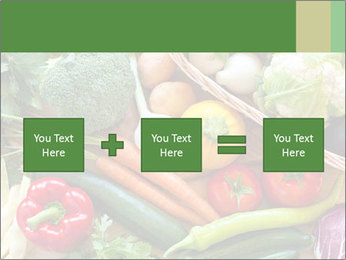 Vegetables PowerPoint Templates - Slide 95