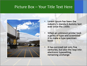 Air plane PowerPoint Templates - Slide 13
