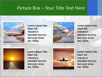 Air plane PowerPoint Templates - Slide 14