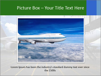 Air plane PowerPoint Templates - Slide 16