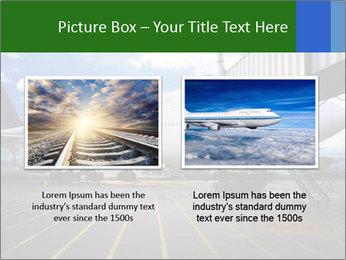 Air plane PowerPoint Templates - Slide 18