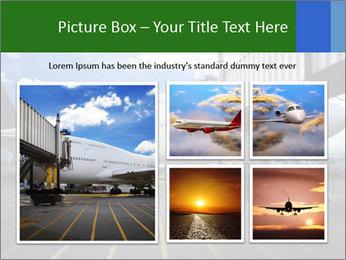 Air plane PowerPoint Templates - Slide 19