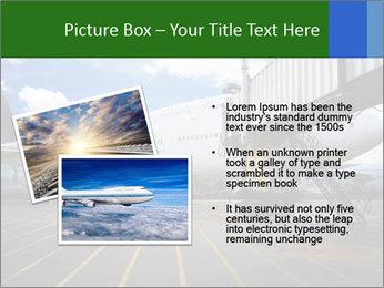 Air plane PowerPoint Templates - Slide 20