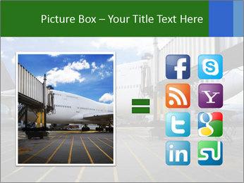 Air plane PowerPoint Templates - Slide 21