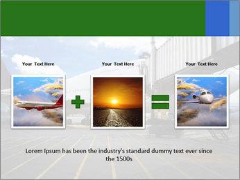 Air plane PowerPoint Templates - Slide 22