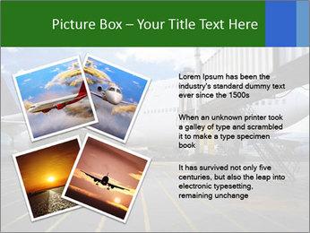 Air plane PowerPoint Templates - Slide 23