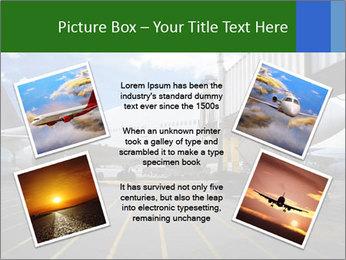 Air plane PowerPoint Templates - Slide 24