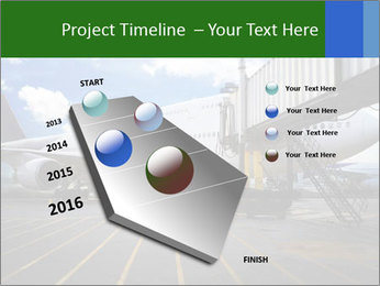Air plane PowerPoint Templates - Slide 26