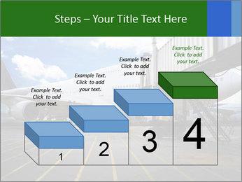 Air plane PowerPoint Templates - Slide 64