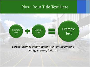Air plane PowerPoint Templates - Slide 75
