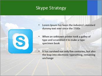 Air plane PowerPoint Templates - Slide 8