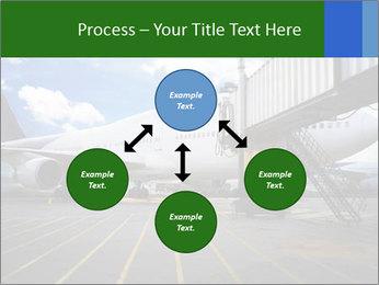 Air plane PowerPoint Templates - Slide 91
