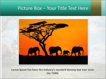 Big elephant PowerPoint Template - Slide 15