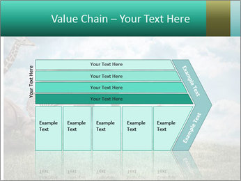 Big elephant PowerPoint Template - Slide 27