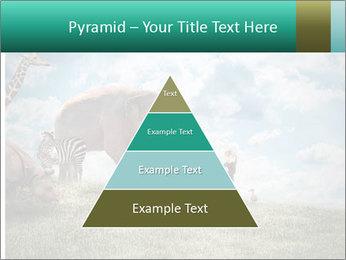 Big elephant PowerPoint Template - Slide 30