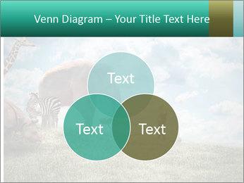 Big elephant PowerPoint Template - Slide 33