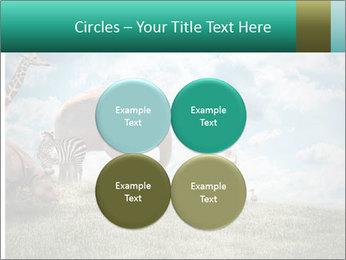 Big elephant PowerPoint Template - Slide 38