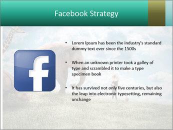 Big elephant PowerPoint Template - Slide 6