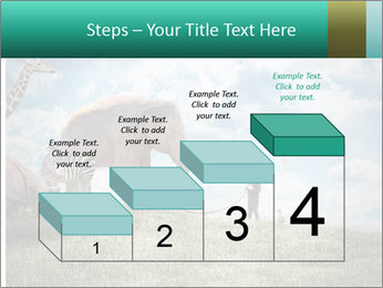 Big elephant PowerPoint Template - Slide 64