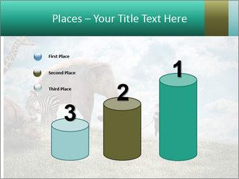 Big elephant PowerPoint Template - Slide 65