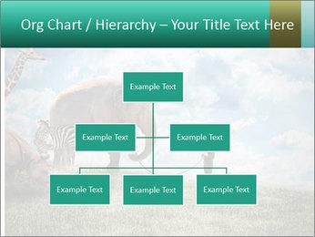 Big elephant PowerPoint Template - Slide 66