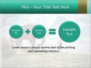 Big elephant PowerPoint Template - Slide 75