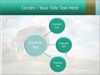 Big elephant PowerPoint Template - Slide 79
