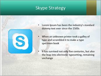 Big elephant PowerPoint Template - Slide 8