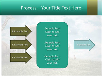 Big elephant PowerPoint Template - Slide 85