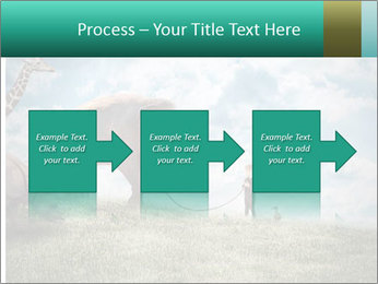 Big elephant PowerPoint Template - Slide 88