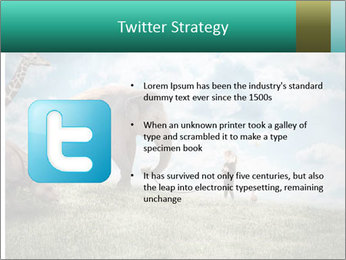Big elephant PowerPoint Template - Slide 9