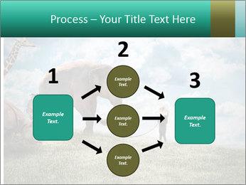 Big elephant PowerPoint Template - Slide 92