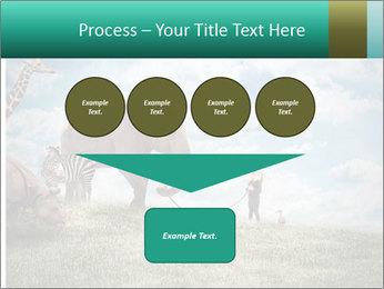 Big elephant PowerPoint Template - Slide 93