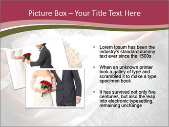 Bride's flowers PowerPoint Templates - Slide 20