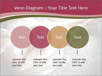 Bride's flowers PowerPoint Templates - Slide 32