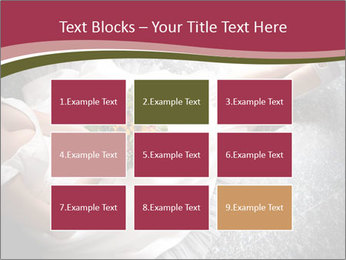Bride's flowers PowerPoint Templates - Slide 68