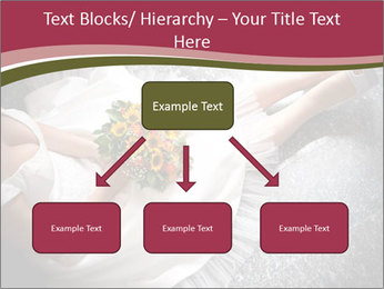 Bride's flowers PowerPoint Templates - Slide 69